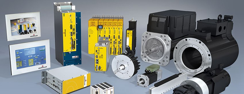 Baumuller products