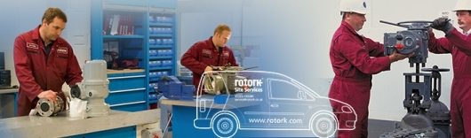 Rotork rss services